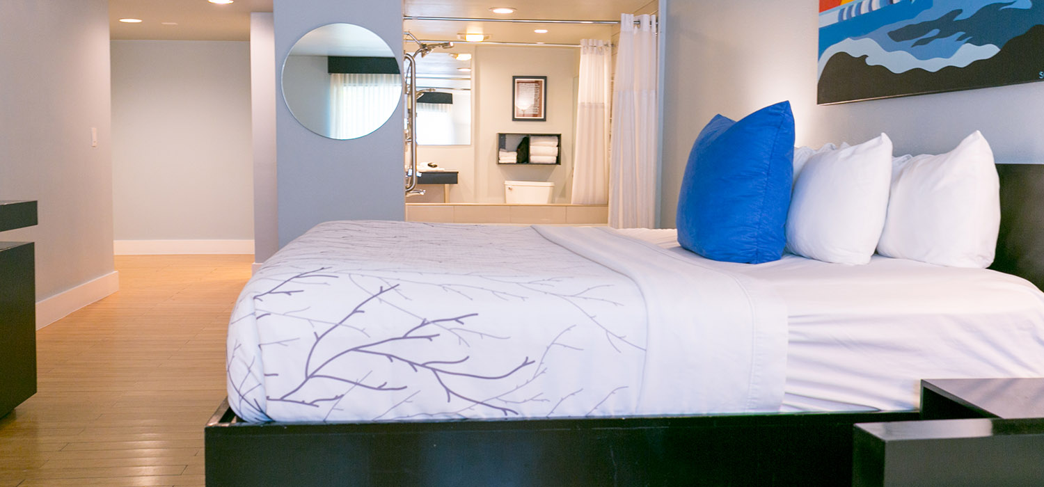 ENJOY ALL OF THE ON-SITE AMENITIES THAT ARE INCLUDED IN EVERY STAY BE PREPARED TO BE PAMPERED IN STYLE