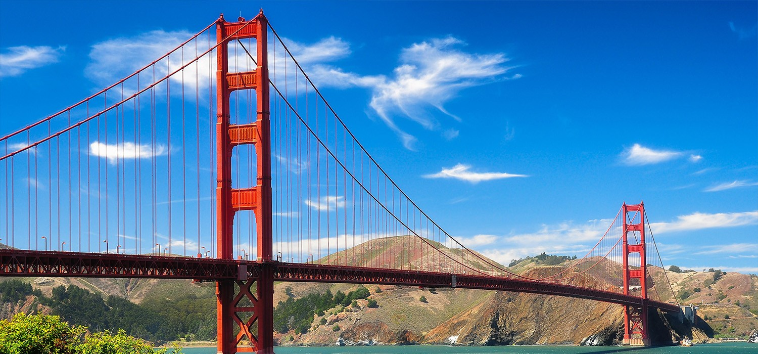 EXCITING SF AREA ATTRACTIONS ARE MINUTES AWAY